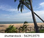 beach of thailand | Shutterstock . vector #562913575