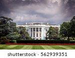 The White House  Washington Dc