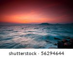 Lake Balaton-Hungary - stock photo