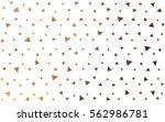 light orange vector abstract...   Shutterstock .eps vector #562986781