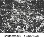 distress  dirt texture . vector ... | Shutterstock .eps vector #563007631