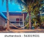 Beach House With A Hammock