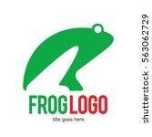 Frog Toad Logo Icon Symbol...