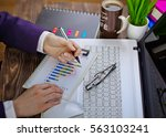 accounting | Shutterstock . vector #563103241
