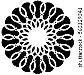 Circular Geometric Element S  ...