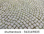 Stone Path At The Old Town In...