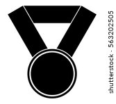 vector illustration of black... | Shutterstock .eps vector #563202505