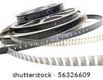 film movie   Shutterstock . vector #56326609