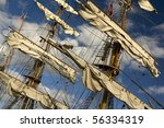 Tall Ship Masts  Rigging And...