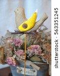Lovely Spring Birdie Handmade ...