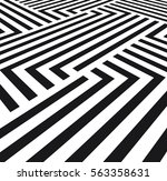 the geometric pattern with... | Shutterstock .eps vector #563358631