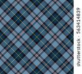 tartan seamless pattern... | Shutterstock .eps vector #563414839
