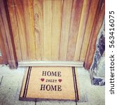 Small photo of Home sweet home mat