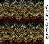 dark wavy background   Shutterstock . vector #563484247