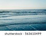 Waves In The Atlantic Ocean  I...
