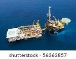 oil rig 2 | Shutterstock . vector #56363857