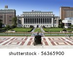 The Campus Of New York City's...