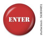 enter button   Shutterstock .eps vector #563834851