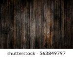 Old Brown Wood. Grunge...