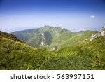 beautiful scenery from big... | Shutterstock . vector #563937151