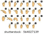 Alphabet Signs And Signals...