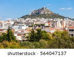 Mount Lycabettus  Also Known A...