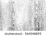 wooden board grainy overlay... | Shutterstock .eps vector #564048895