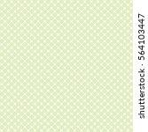 Stock vector white crosses on light green background pattern vector design 564103447