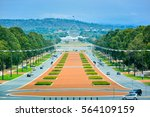 anzac boulevard   view from... | Shutterstock . vector #564109159