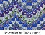 Handmade Patchwork Quilt...