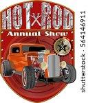 Hot Rod Emblem