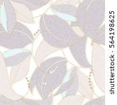 Light Floral Seamless Pattern....