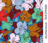 background texture  wallpaper ... | Shutterstock . vector #564199684