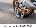 Motorcycle Anti Theft Chain...