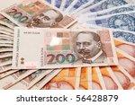 Croatian Kuna Banknotes Hrk...