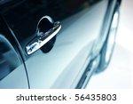 Door Car   Detail Of A Luxury...