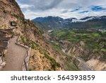 Colca Canyon  Ca On Del Colca ...