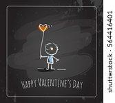 Valentine's Day Greeting Card ...