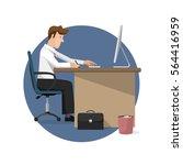 vector illustration of...   Shutterstock .eps vector #564416959