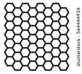 Hexagonal Vector