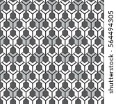 seamless geometric pattern   Shutterstock .eps vector #564494305