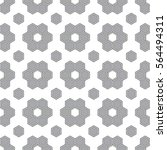 seamless geometric pattern....   Shutterstock .eps vector #564494311