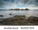 Sea Rocks   Long Exposure Day...