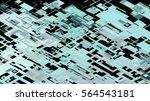 vector illustration of a... | Shutterstock .eps vector #564543181