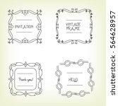 vector   abstract design...   Shutterstock .eps vector #564628957