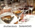 wine degustation | Shutterstock . vector #564644545