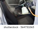 car cleaning | Shutterstock . vector #564731065