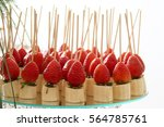 sweets and food | Shutterstock . vector #564785761