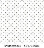 seamless pattern. abstract... | Shutterstock .eps vector #564786001