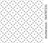 seamless pattern background.... | Shutterstock .eps vector #564787231
